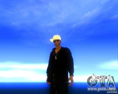 Modificación gráfica global para GTA San Andreas quinta pantalla