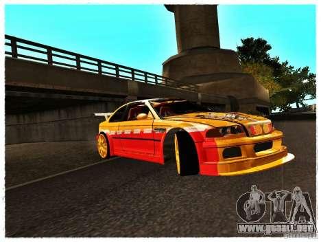 BMW M3 Calibri-Ace para GTA San Andreas left