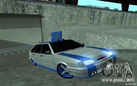 Ваз 2114 Nogay Tun para GTA San Andreas