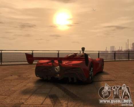 Mazda Furai para GTA 4 left