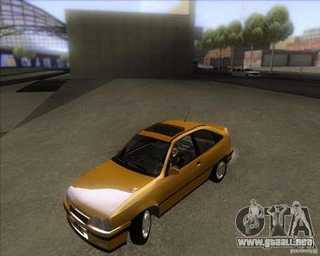 Chevrolet Kadett GSi 2.0 (1991-1995) para GTA San Andreas
