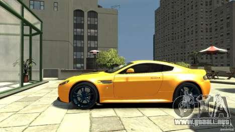 Aston Martin V12 Vantage 2010 para GTA 4 left
