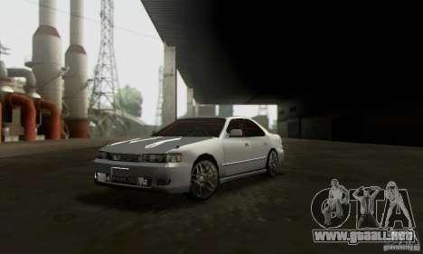 Toyota Cresta JZX90 para GTA San Andreas