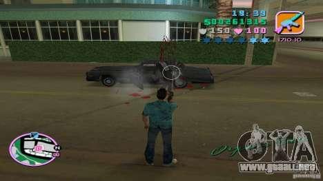 Tiro con una mano para GTA Vice City quinta pantalla