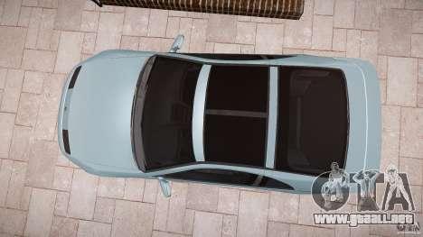 Nissan 300 ZX para GTA 4 visión correcta