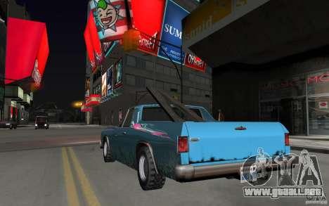 ENBSeries v1 for SA:MP para GTA San Andreas tercera pantalla
