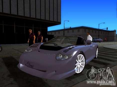 B Engineering Edonis para GTA San Andreas