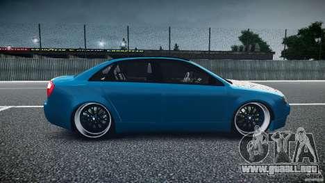 Audi S4 Custom para GTA 4 vista interior