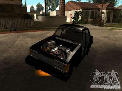 Chevrolet Opala BMT para la visión correcta GTA San Andreas