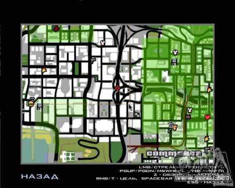 Vagos en el callejón para GTA San Andreas sexta pantalla