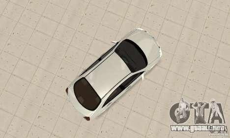 Nissan Primera para la visión correcta GTA San Andreas