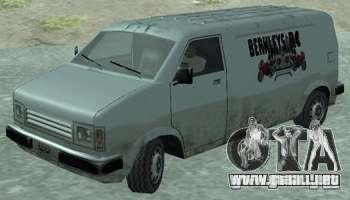 RC mod para GTA San Andreas segunda pantalla
