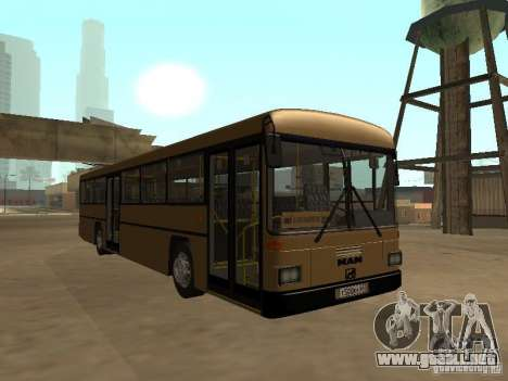 Man 202 para GTA San Andreas left