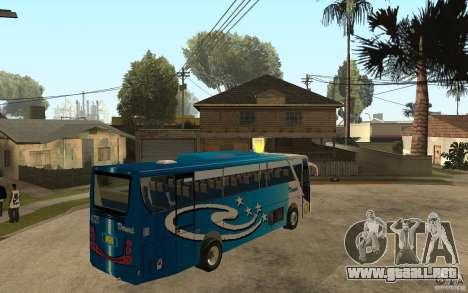 Hino New Travego V.Damri para la visión correcta GTA San Andreas