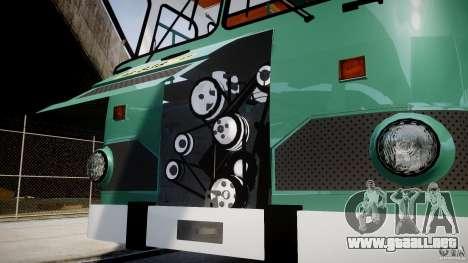 677 LIAZ v2.0 para GTA 4 vista lateral
