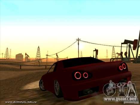 New Elegy para GTA San Andreas left