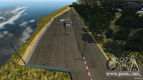 Bihoku Drift Track v1.0 para GTA 4 segundos de pantalla