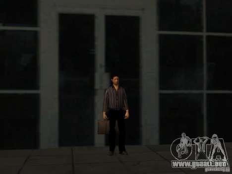 Hospitales de Oživlënie en Los Santos para GTA San Andreas segunda pantalla