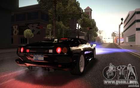 ENBSeries by Gasilovo v3 para GTA San Andreas sucesivamente de pantalla