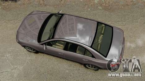 Hyundai Sonata 2008 para GTA 4 visión correcta