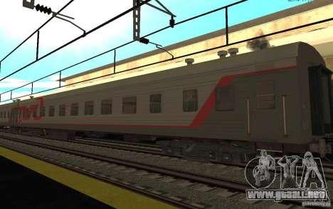 FERROCARRIL mod II para GTA San Andreas octavo de pantalla