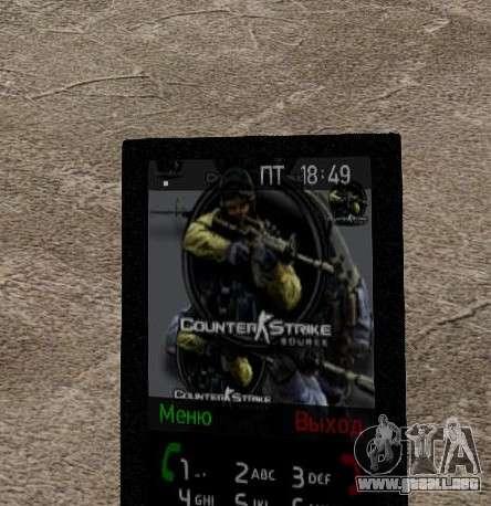 Nuevos temas para tu teléfono para GTA 4 novena de pantalla