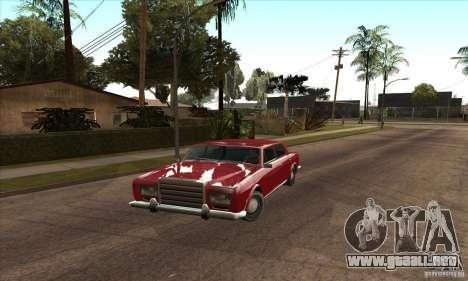 Enb Series HD v2 para GTA San Andreas décimo de pantalla