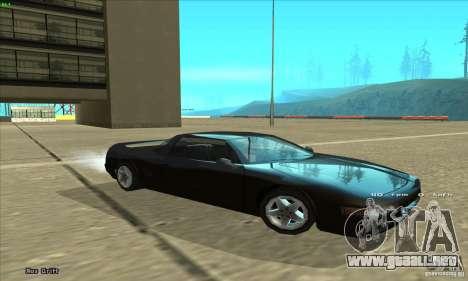 ENBSeries v4.0 HD para GTA San Andreas