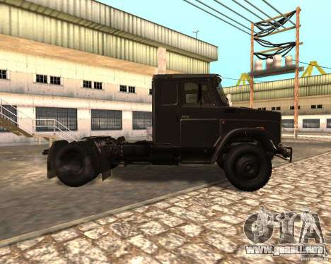 ZIL 5417 para GTA San Andreas left
