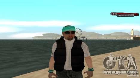 Skin Pack The Rifa Gang HD para GTA San Andreas sexta pantalla