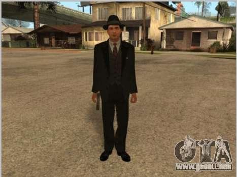 Pieles La Cosa Nostra para GTA San Andreas