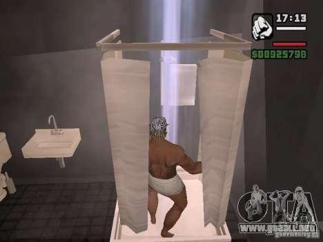 La posibilidad realista de para GTA San Andreas segunda pantalla