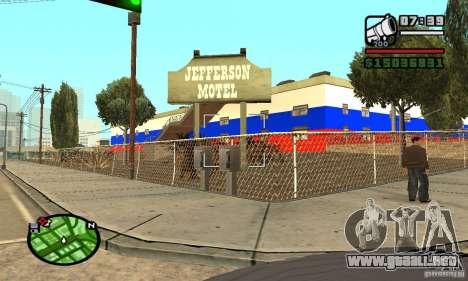Hotel ruso para GTA San Andreas