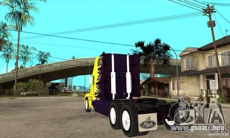 Mack para la visión correcta GTA San Andreas