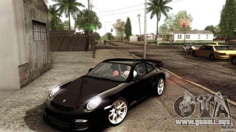 Porsche 911 GT2 RS 2012 para las ruedas de GTA San Andreas