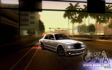 Bentley Arnage para el motor de GTA San Andreas