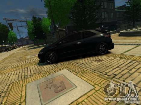 Honda Civic Type R Mugen para GTA 4 left