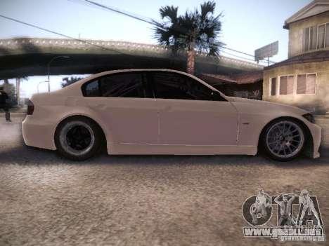 BMW 320SI Drift para visión interna GTA San Andreas