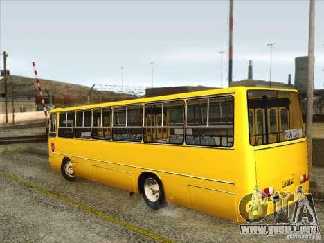 IKARUS 260 para GTA San Andreas left