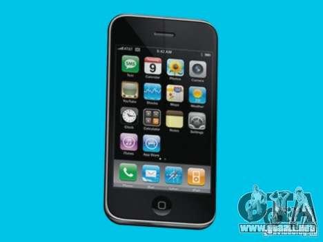 Iphone para GTA San Andreas