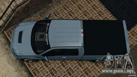 Saleen S331 [Final] para GTA 4 visión correcta