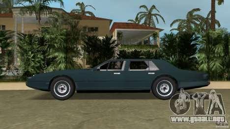 Aston Martin Lagonda (I) 5.3 (1976-1997) para GTA Vice City left