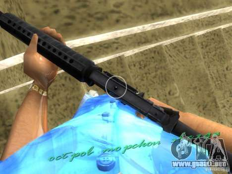 New Reality Gameplay para GTA Vice City segunda pantalla