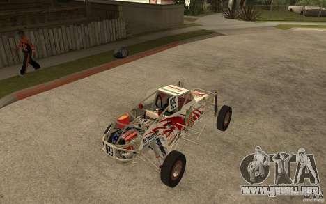CORR Super Buggy 1 (Schwalbe) para la visión correcta GTA San Andreas
