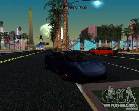 ENBSeries by Nikoo Bel v3.0 Final para GTA San Andreas sexta pantalla