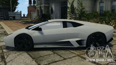 Lamborghini Reventon 2008 v1.0 [EPM] para GTA 4 left