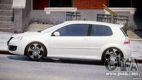 Volkswagen Golf GTI 2006 v1.0 para GTA 4 left