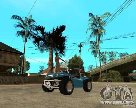 Volkswagen Dune Buggy para GTA San Andreas