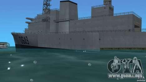 Fregate F70 ASM para GTA Vice City left