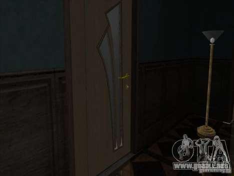 Gen Doors para GTA San Andreas segunda pantalla